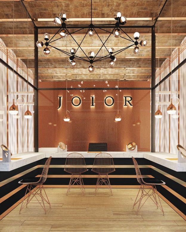 Proyecto de diseño corporativo - retail- joyería