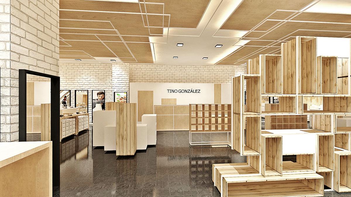 Proyecto corporativo tienda de zapatos