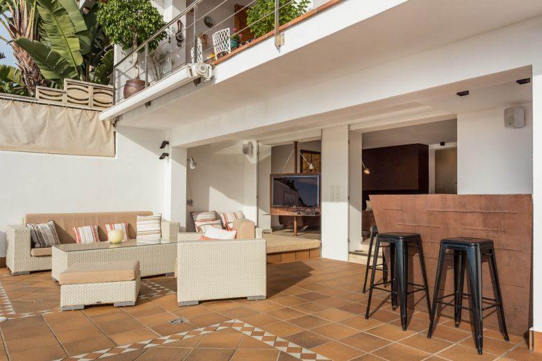 Proyecto de reforma de vivienda en Sitges