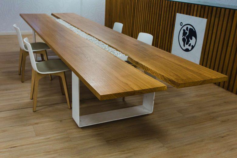 mesa madera diseño IMO handmade