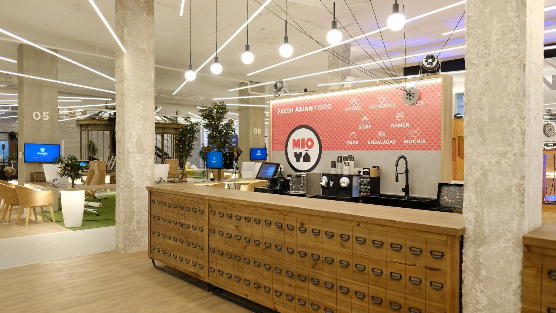 cafetería Pangea Valencia