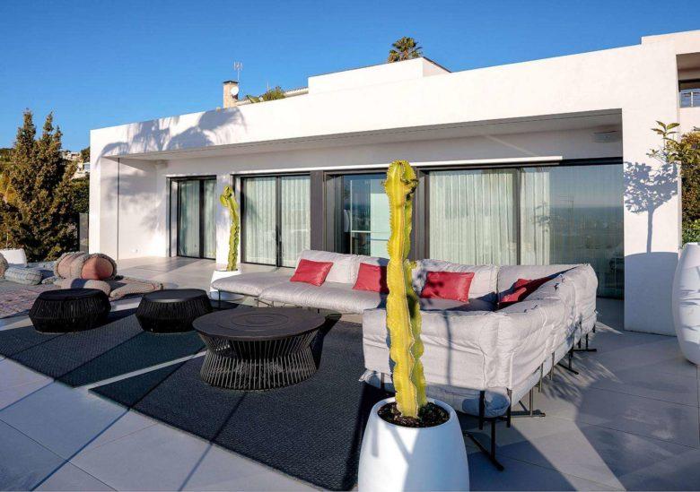 chill out en cubierta mobiliario exterior Gandia Blasco